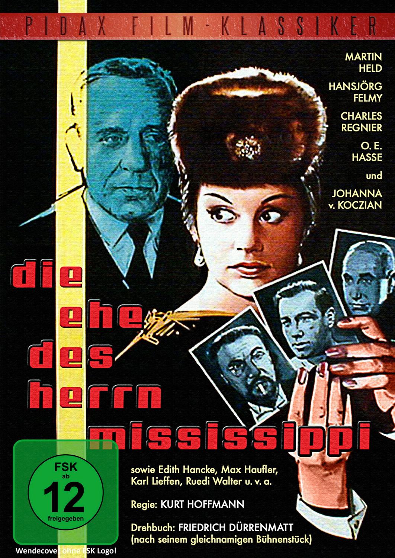 Die Ehe des Herrn Mississippi [Pidax Film-Klass...