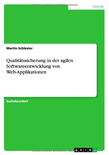 Qualitätssicherung in der agilen Softwareentwic...