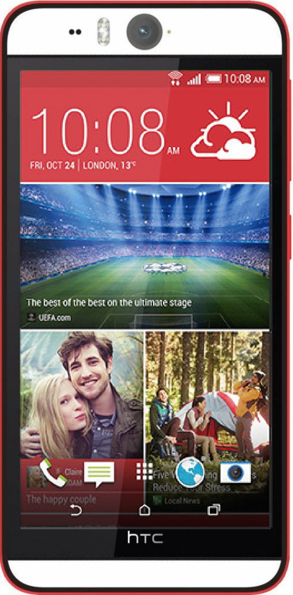 HTC Desire EYE 16GB coral reef