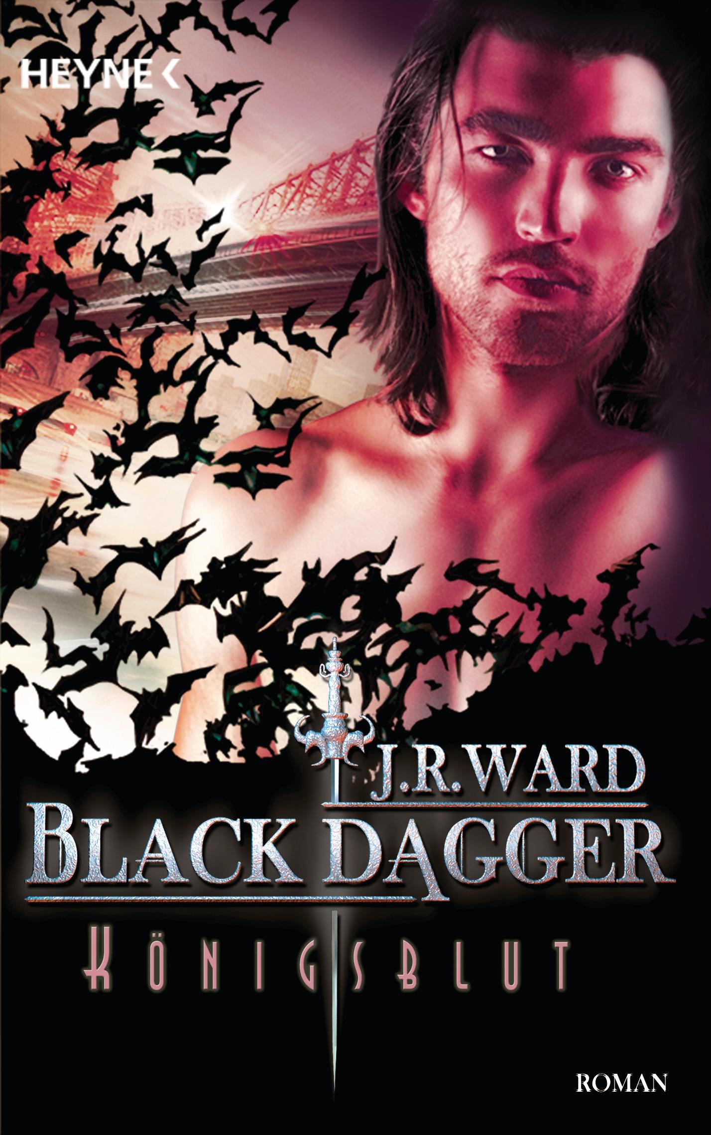 Black Dagger: Band 24 - Königsblut - J. R. Ward [Taschenbuch]