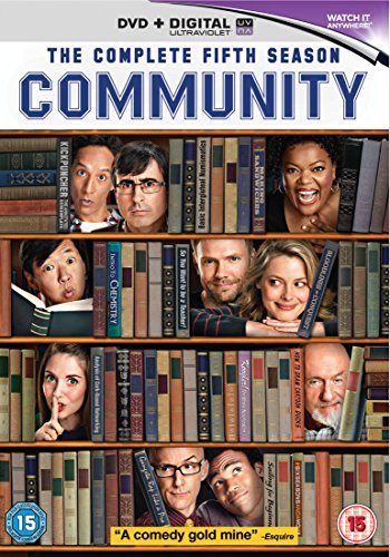 Community - Season 05 [2 DVDs, UK Import]
