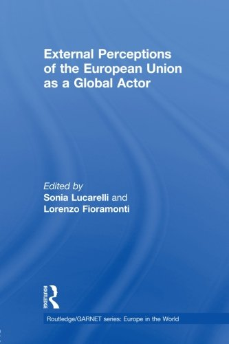 External Perceptions of the European Union as a...