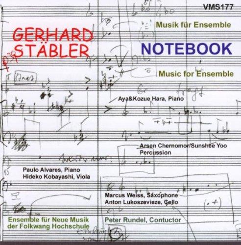 Peter Rundel - Notebook-Musik für Ensemble