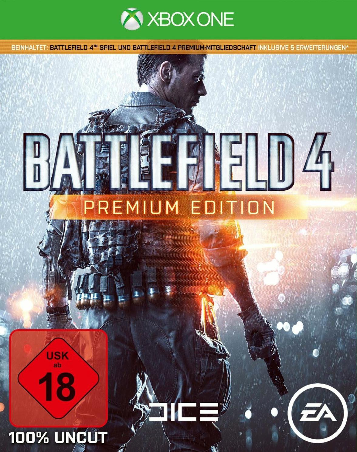 Battlefield 4 [Premium Edition]
