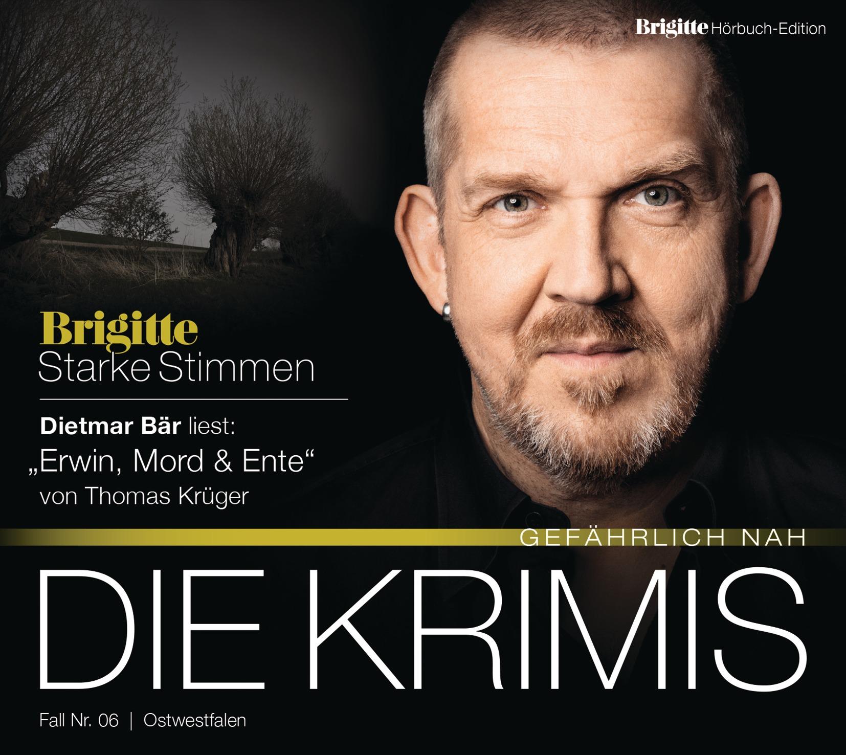 Erwin, Mord & Ente: BRIGITTE Hörbuch-Edition - ...