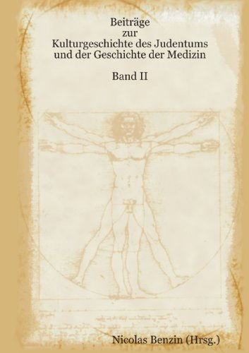 Beiträge zur Kulturgeschichte des Judentums und...