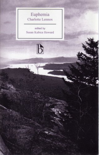 Euphemia (Broadview Editions) - Lennox, Charlotte