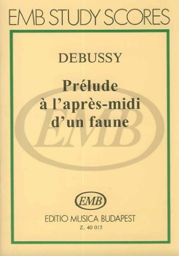 Prélude à l´aprés-midi d´un faune - Debussy C.