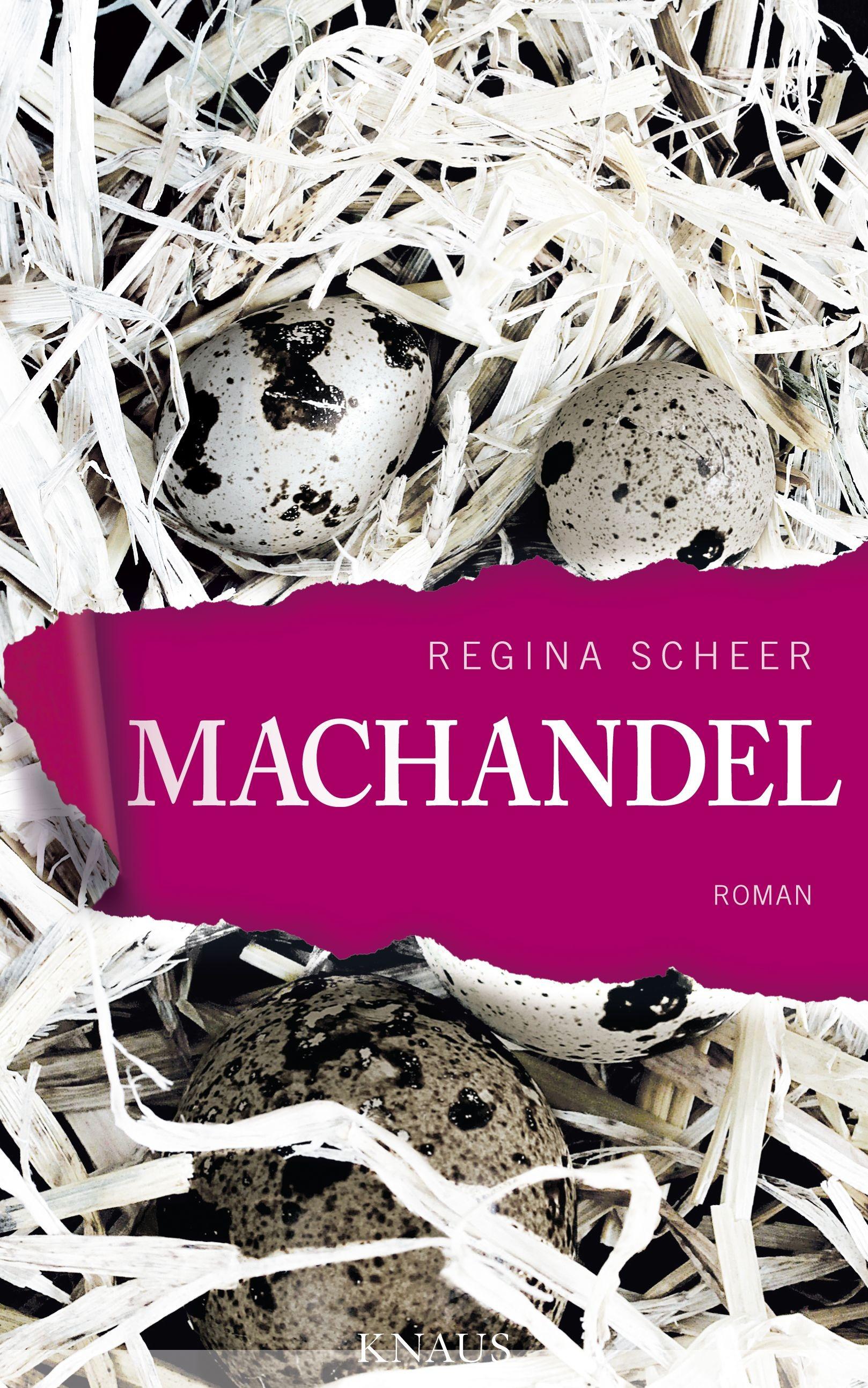 Machandel - Regina Scheer [Gebundene Ausgabe]
