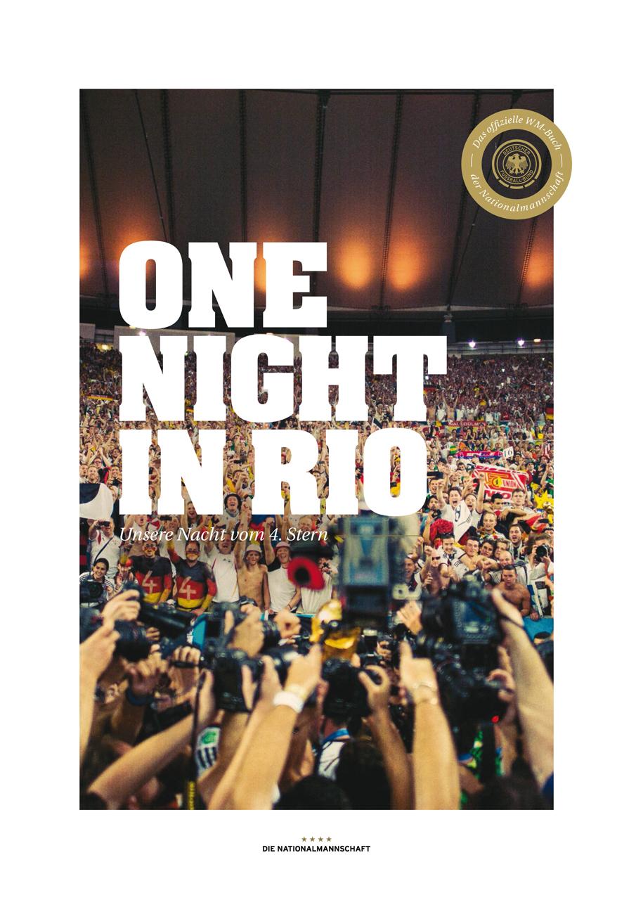 One Night in Rio - Paul Ripke [Fanedition, Gebundene Ausgabe]