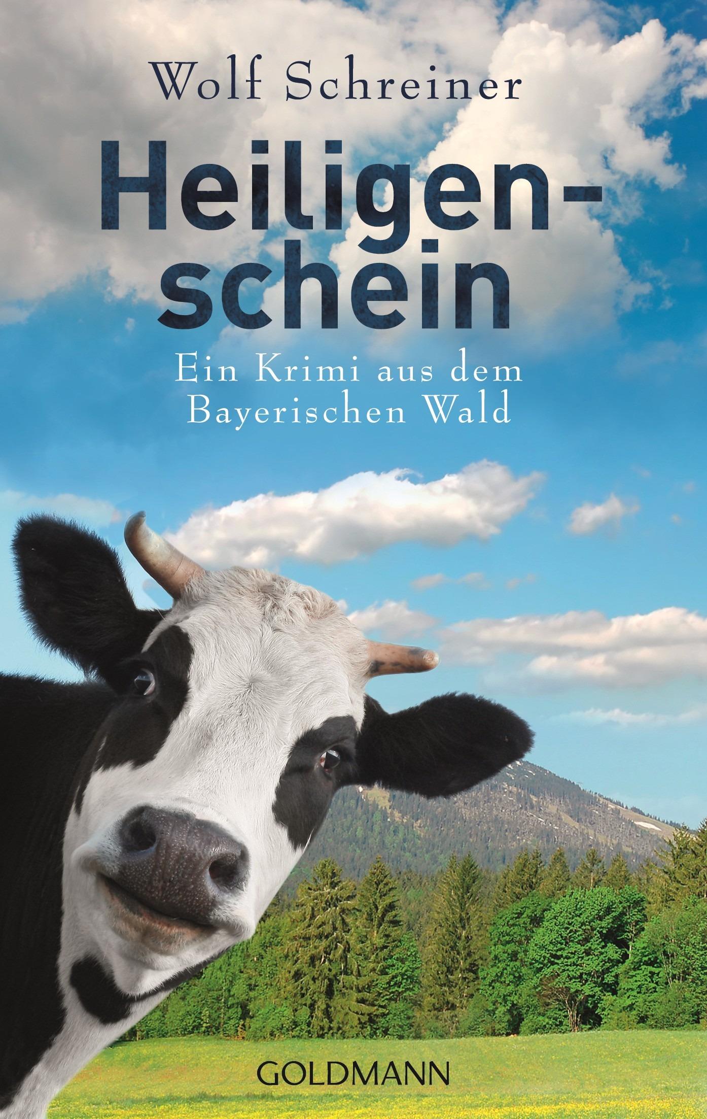 Heiligenschein: Ein Krimi aus dem Bayerischen W...
