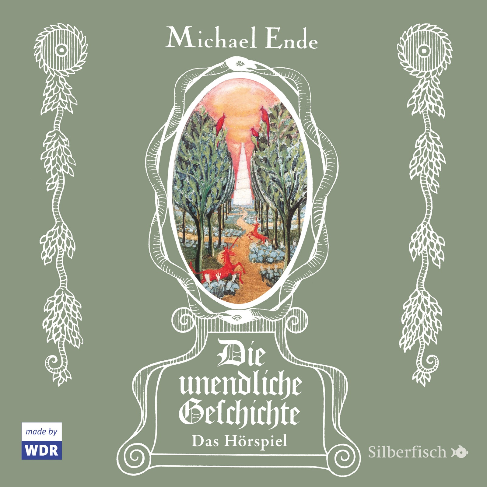 Die unendliche Geschichte - Das Hörspiel - Michael Ende [6 Audio CDs]
