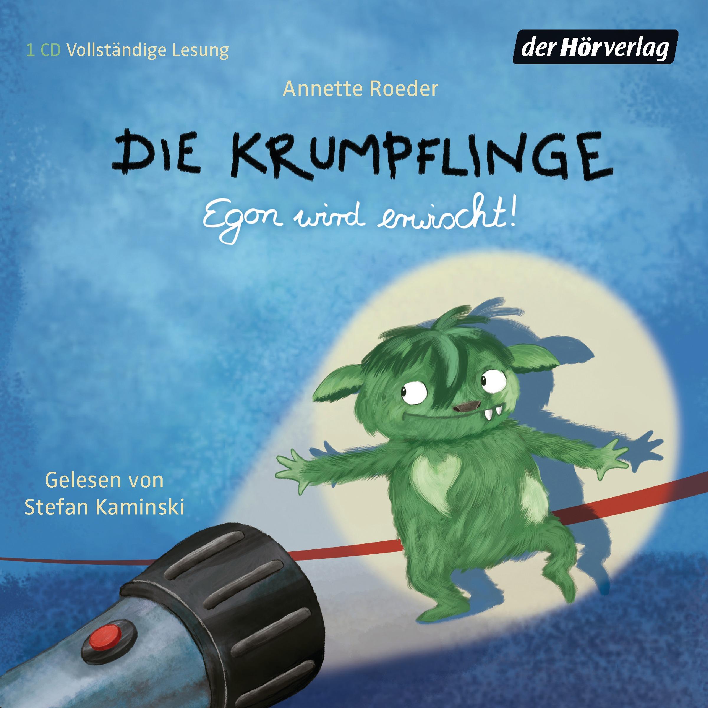 Die Krumpflinge: Folge 2 - Egon wird erwischt! - Annette Roeder