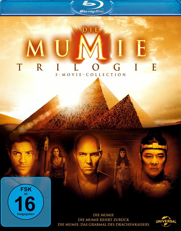 Die Mumie - Trilogy [3 Discs, Movie-Collection]