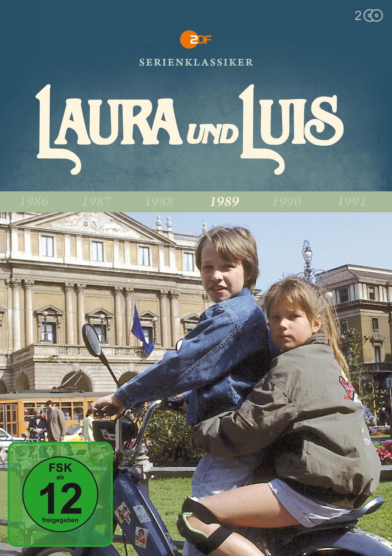 Laura und Luis - Die komplette Serie [2 DVDs]