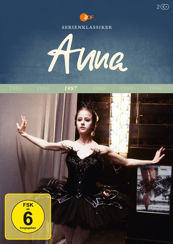 Anna - Die komplette Serie - Weihnachtsserie [2 DVDs]