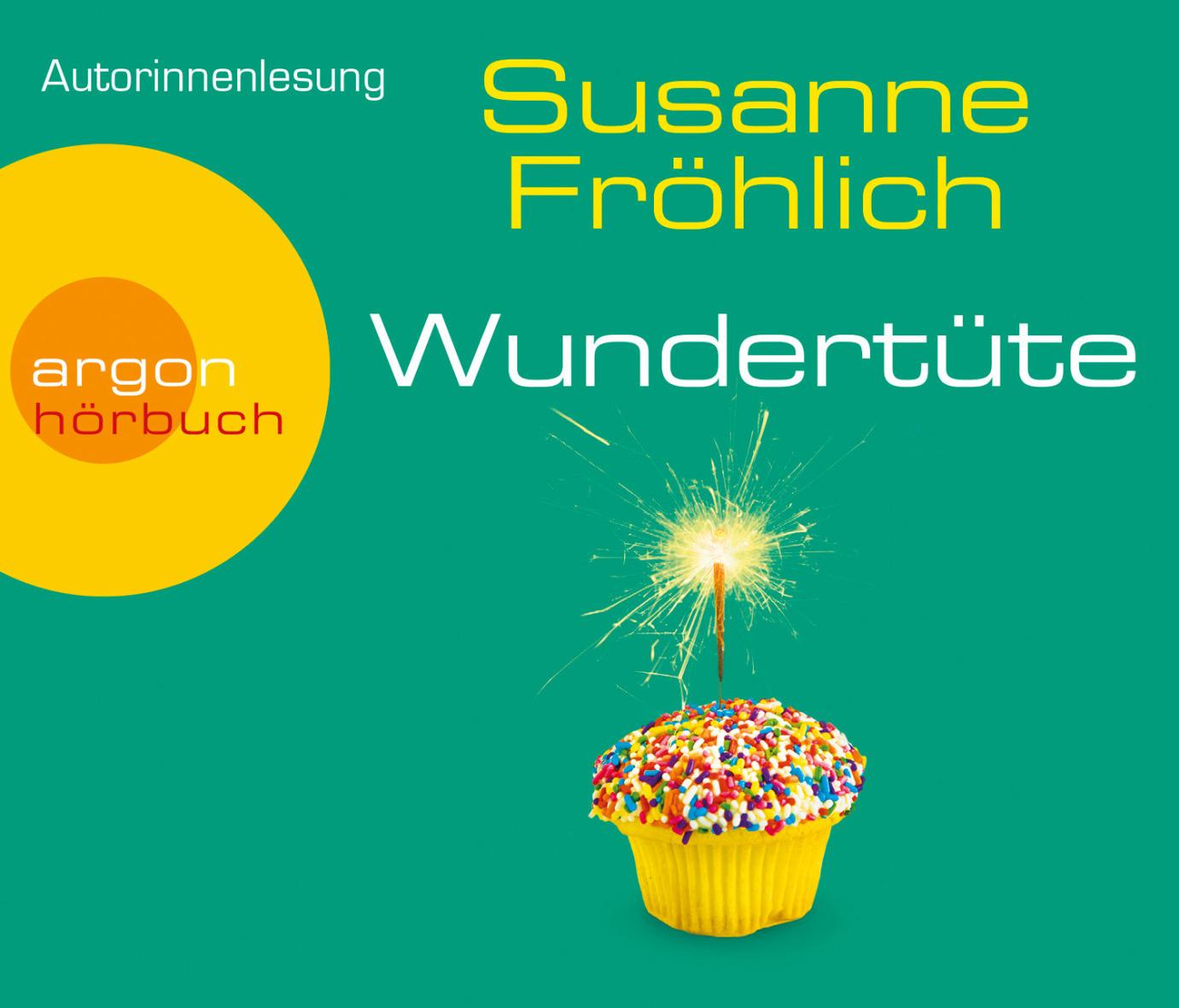 Wundertüte - Susanne Fröhlich [4 Audio CDs]