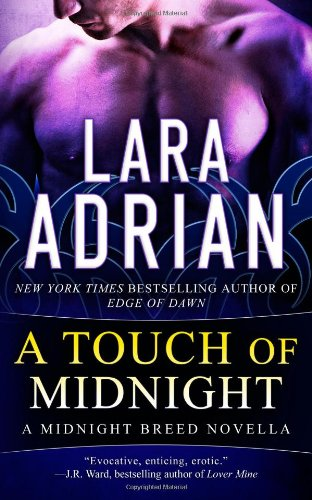 A Touch of Midnight: (vampire romance) (Midnigh...