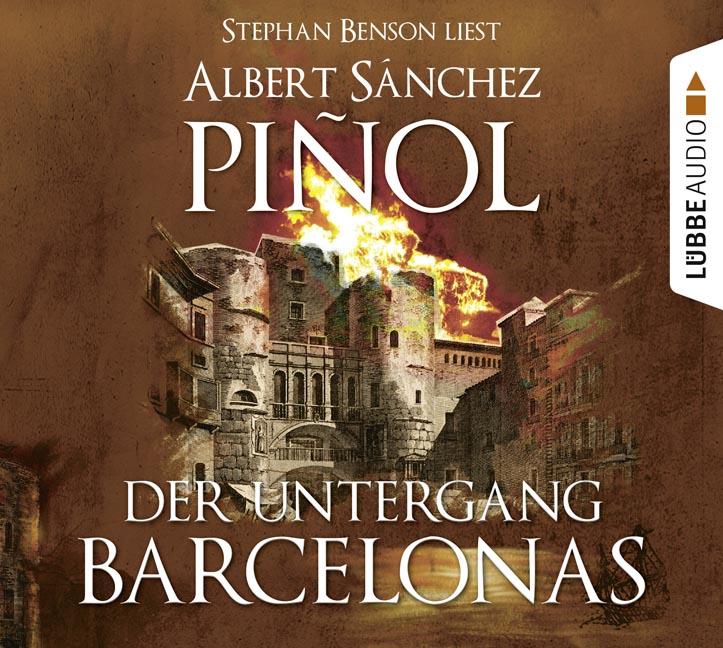Der Untergang Barcelonas - Albert Sánchez Piñol