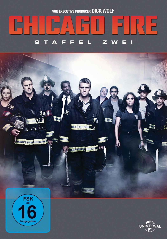 Chicago Fire - Staffel zwei [6 DVDs]