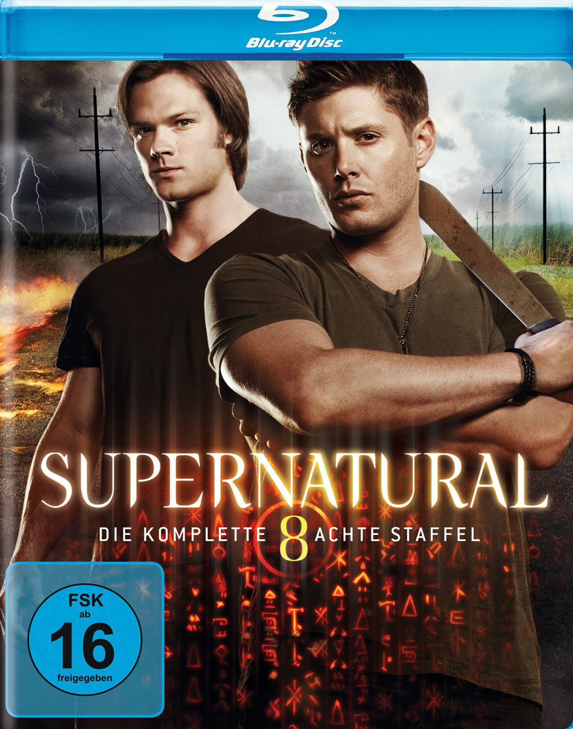 Supernatural - Staffel 8