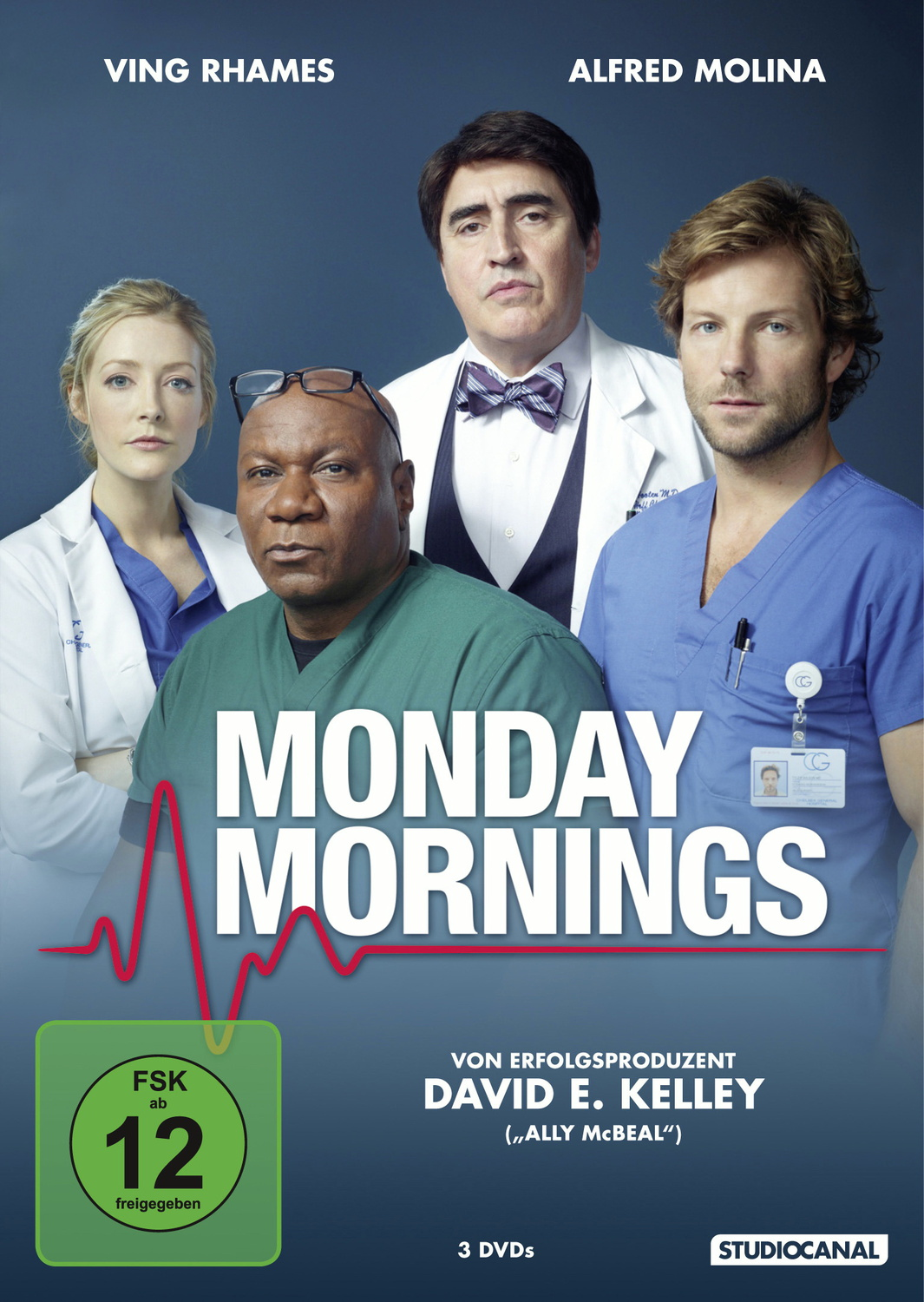 Monday Mornings - Staffel 1 [3 DVDs]