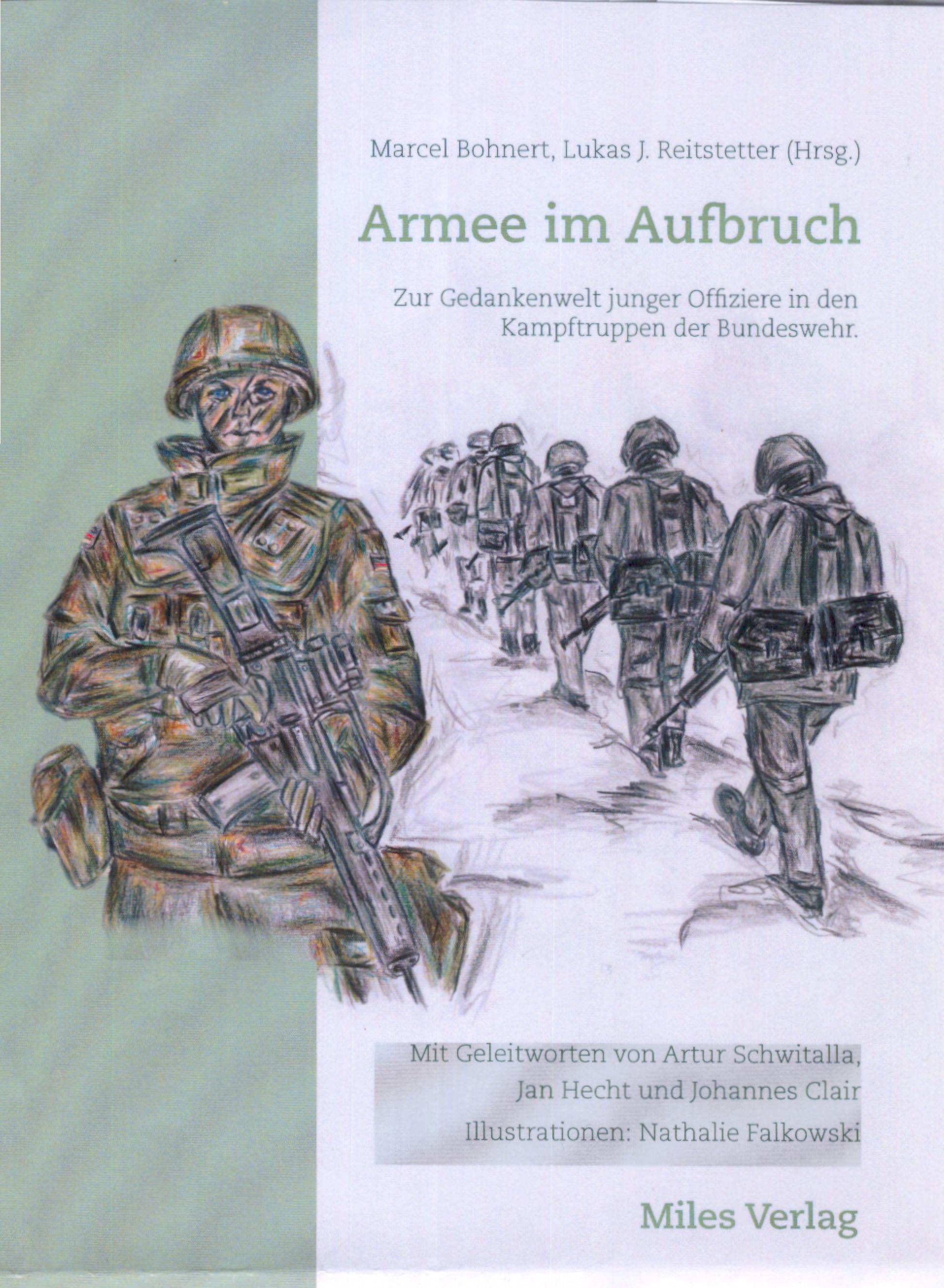 Armee im Aufbruch: Zur Gedankenwelt junger Offi...