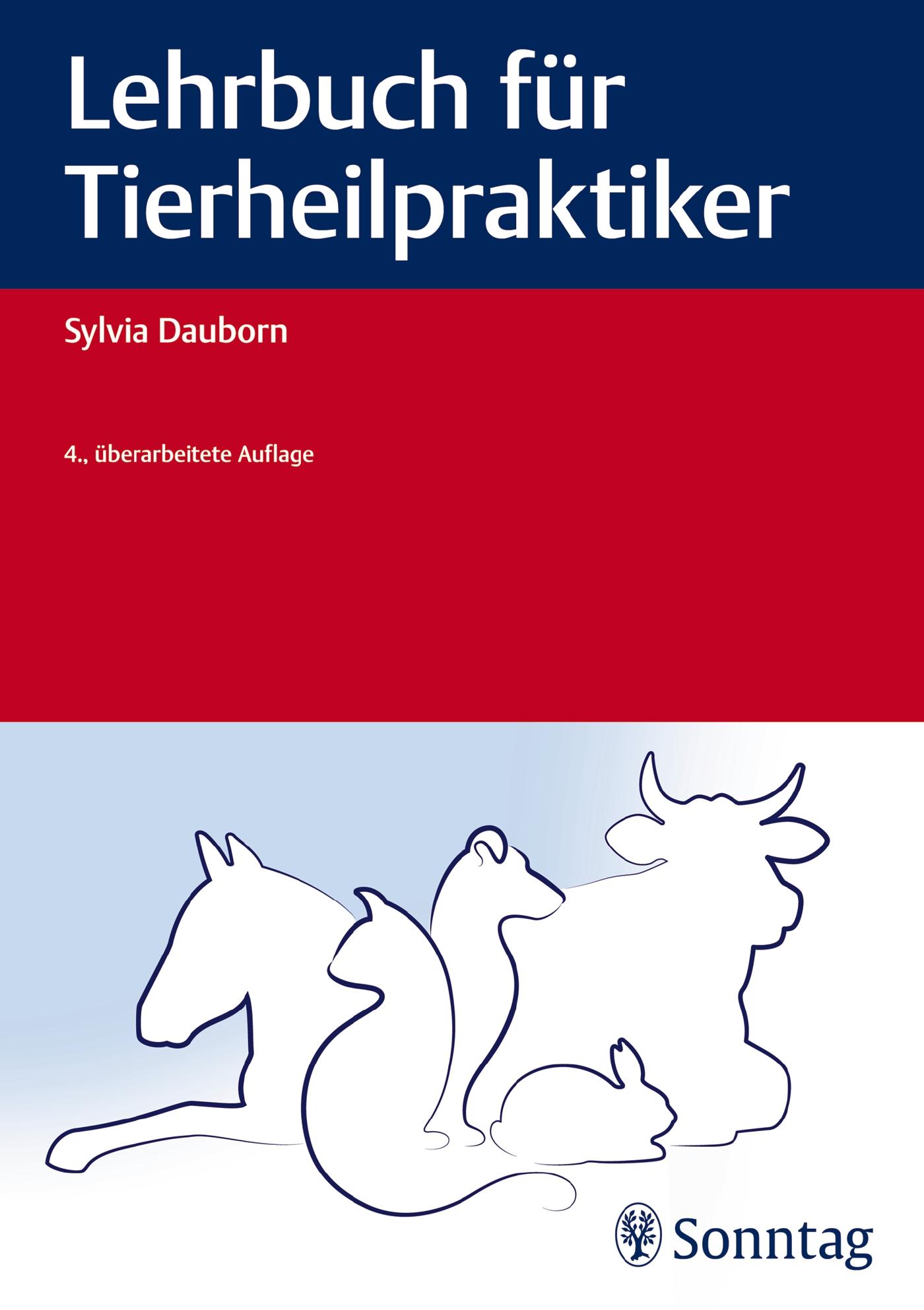 Lehrbuch für Tierheilpraktiker - Dauborn, Sylvia