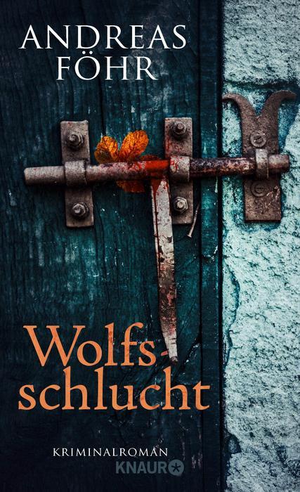 Wolfsschlucht - Andreas Föhr [Broschiert]