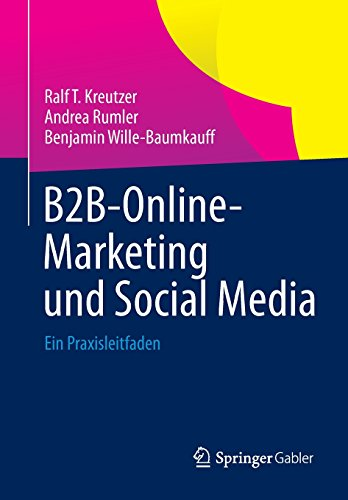 B2B-Online-Marketing und Social Media: Ein Prax...