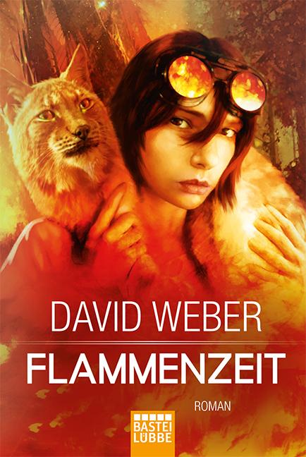 Flammenzeit - David Weber
