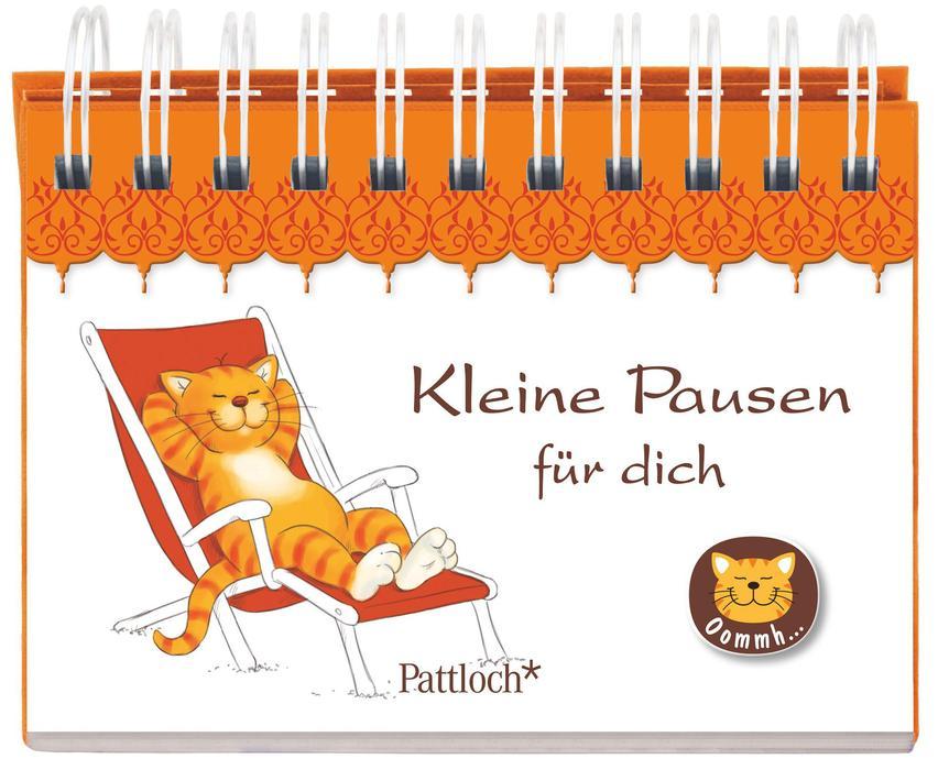 Oommh-Katze: Kleine Pausen für dich: Mini-Aufst...