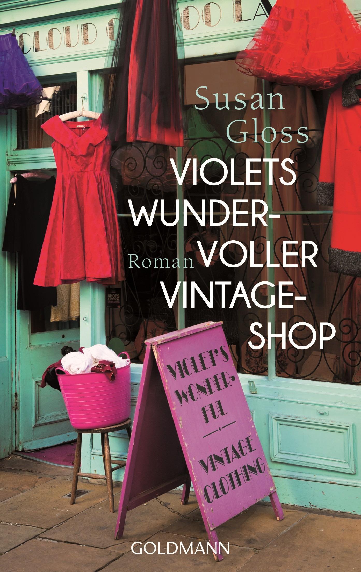 Violets wundervoller Vintage-Shop: Roman - Glos...