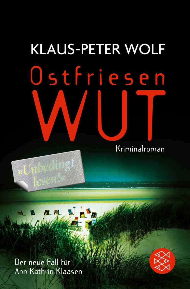 Ostfriesenwut: Der neunte Fall für Ann Kathrin Klaasen - Klaus-Peter Wolf [Taschenbuch]