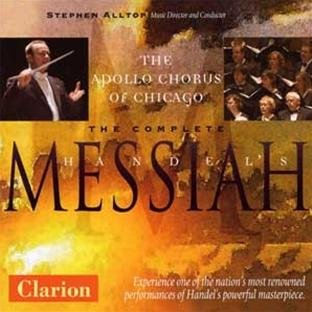 Apollo Chorus of Chicago - Handel´S Messiah