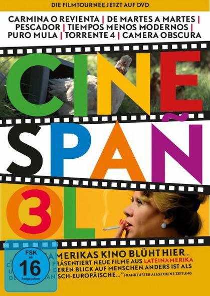 Cinespanol Box 3 - Filmedition mit den besten F...