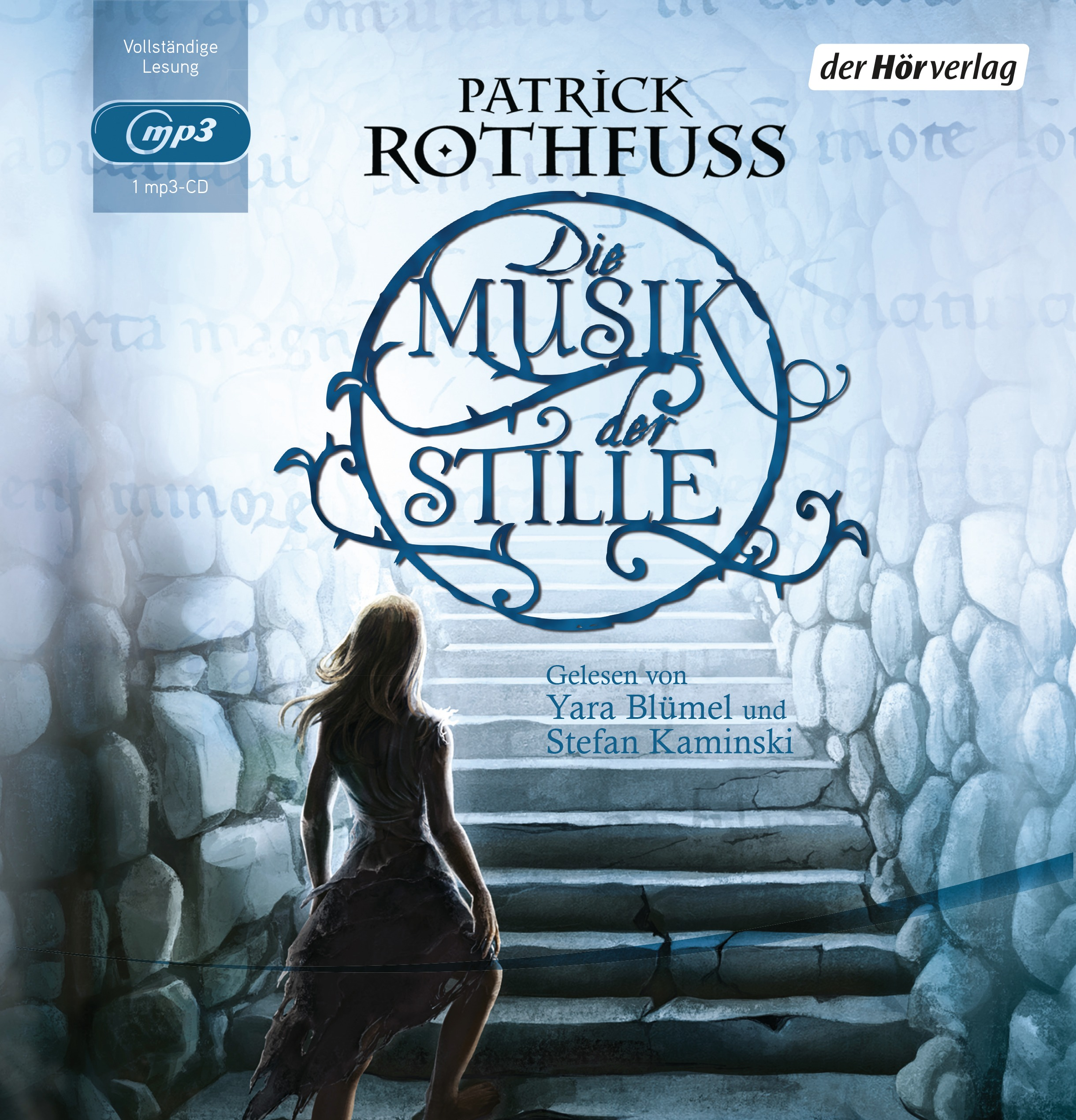 Die Musik der Stille - Patrick Rothfuss [mp3-CD]