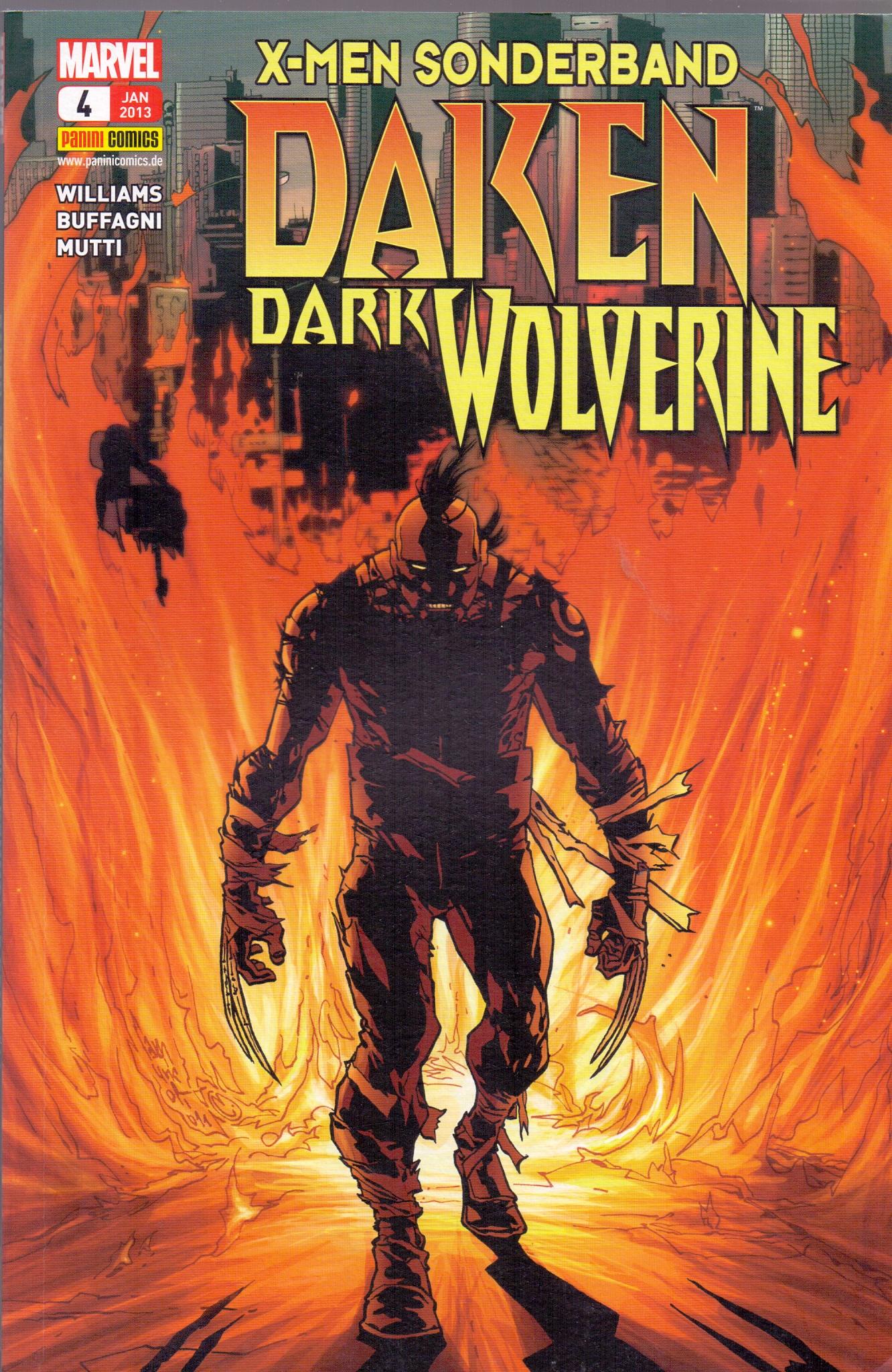 X-Men Sonderband: Daken - Dark Wolverine 4 - Hochmut kommt vor dem Fall [Broschiert]