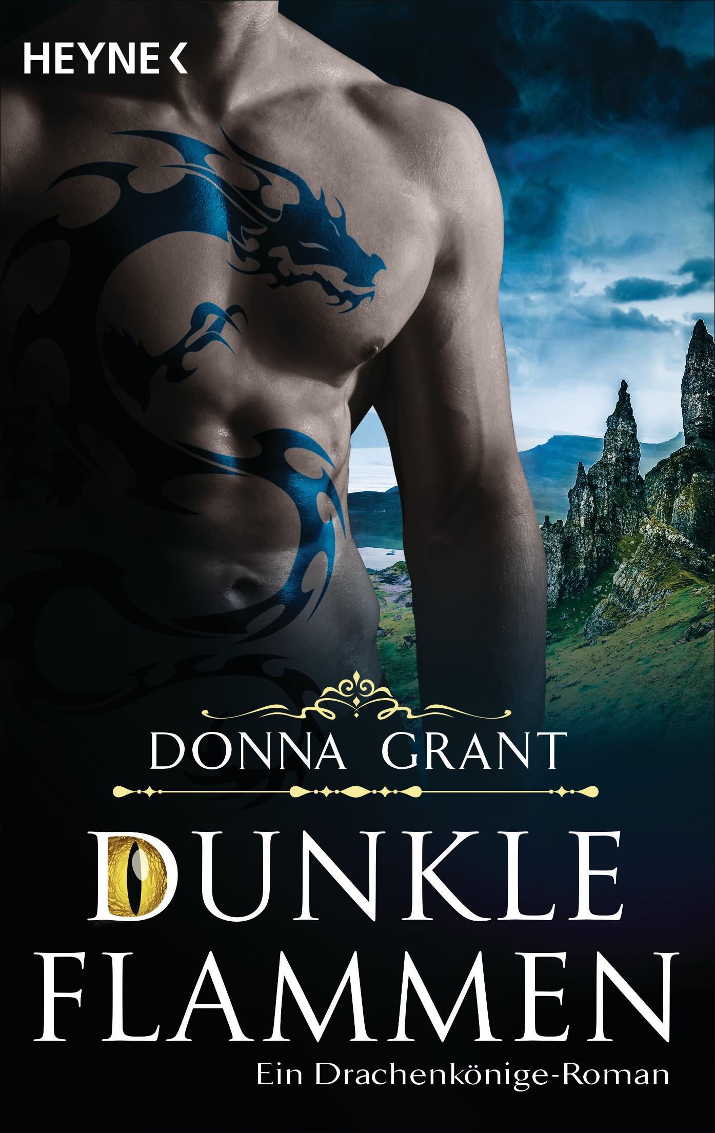 Dunkle Flammen - Donna Grant