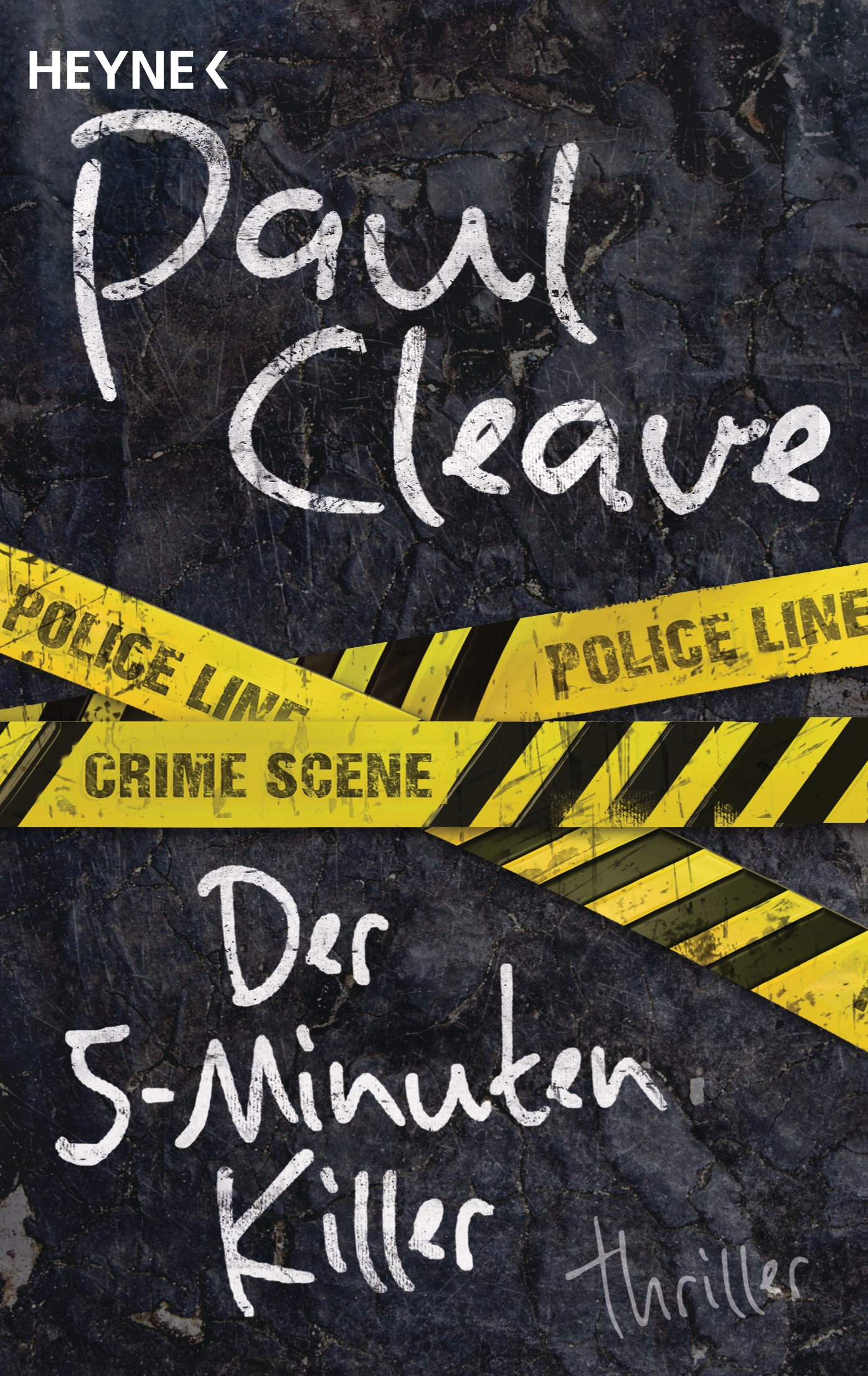 Der Fünf-Minuten-Killer - Paul Cleave