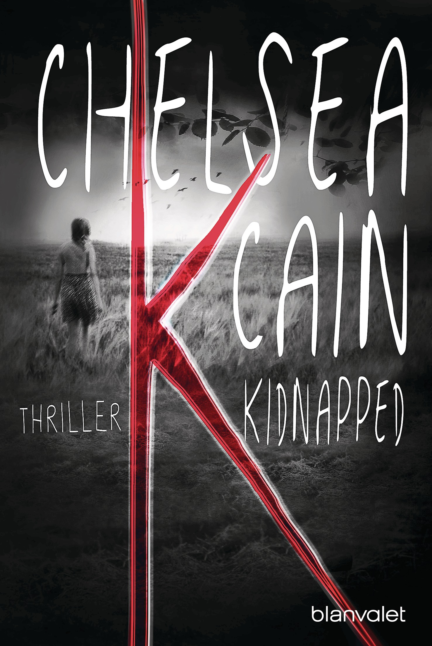 K - Kidnapped - Chelsea Cain