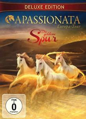 Various Artists - Apassionata: Die goldene Spur [Deluxe Edition, 2 DVDs]