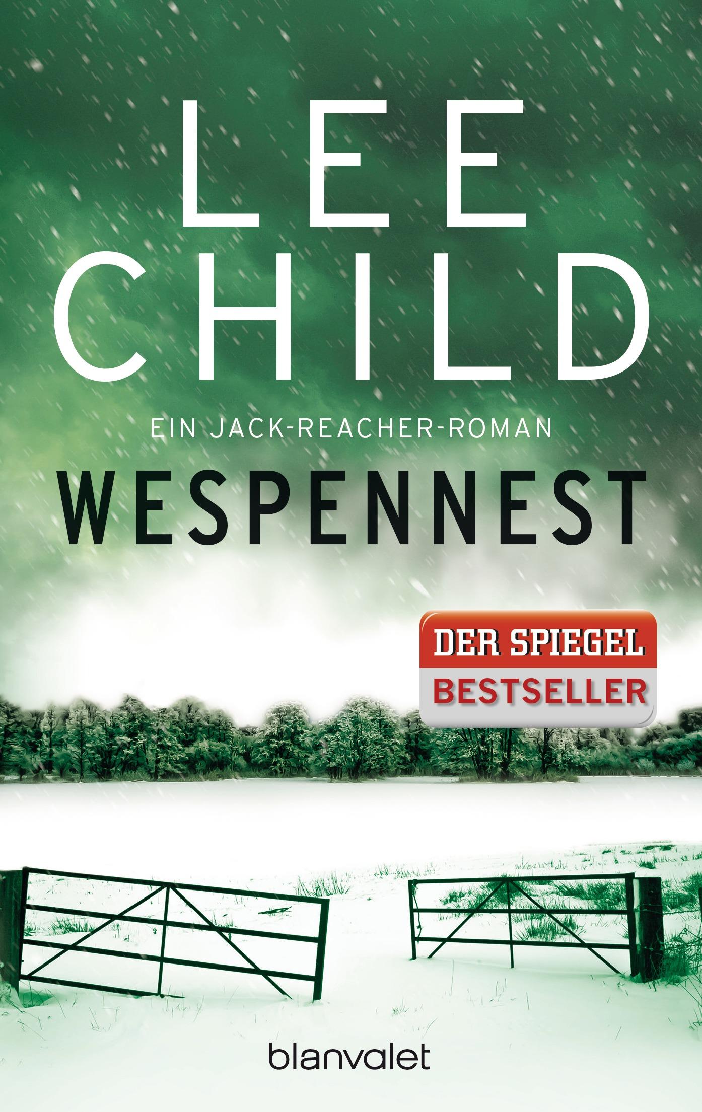 Wespennest: Ein Jack-Reacher-Roman - Lee Child