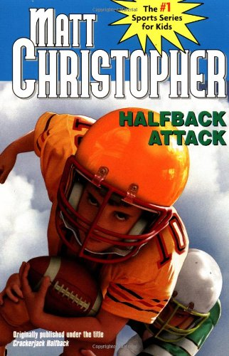 Halfback Attack (Matt Christopher Sports Classi...