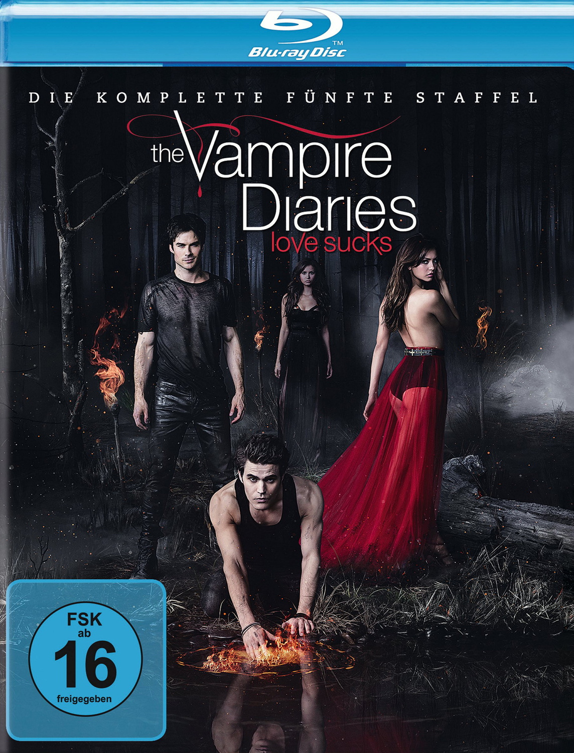 The Vampire Diaries - Staffel 5