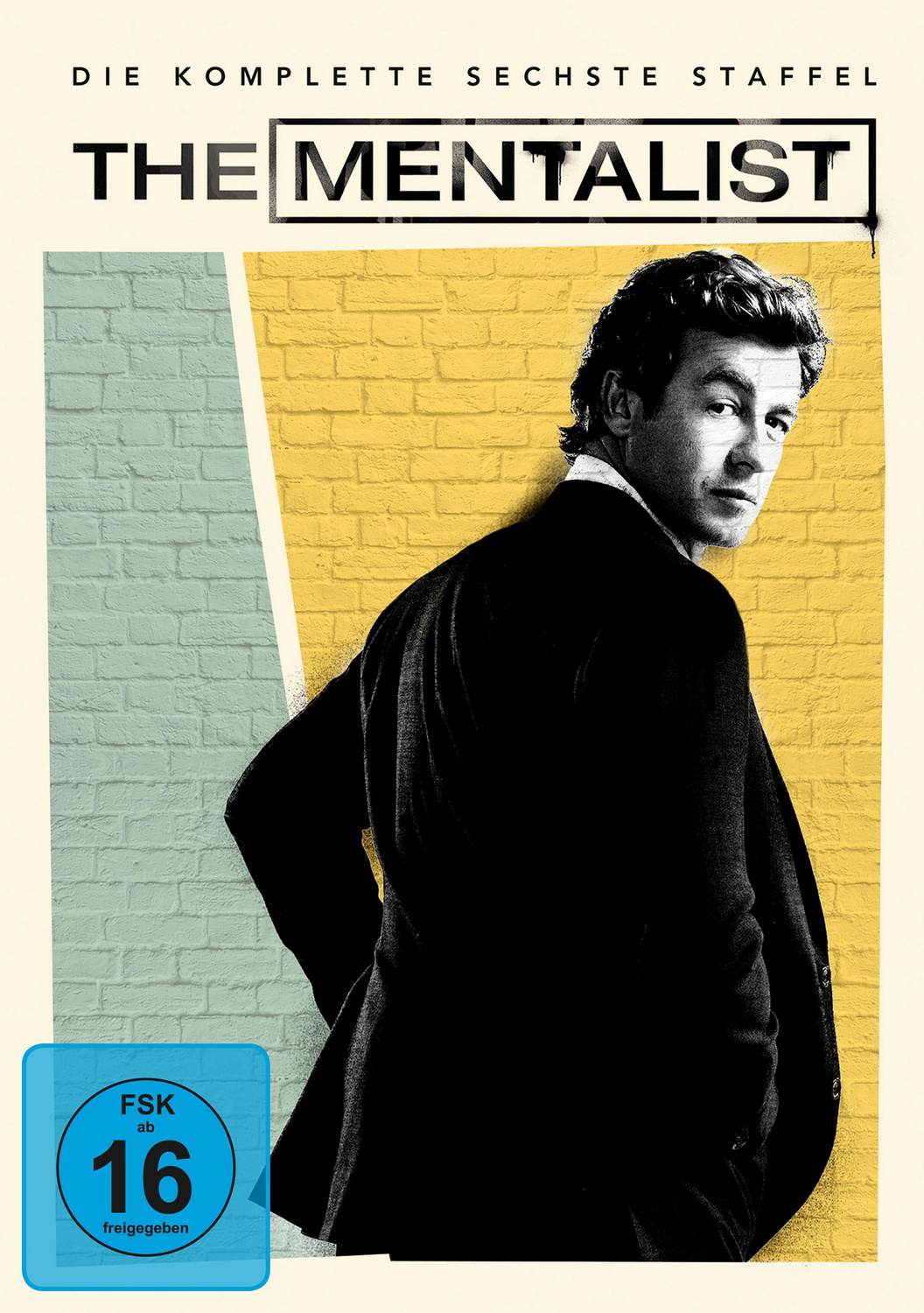 The Mentalist - Die komplette sechste Staffel [5 DVDs]
