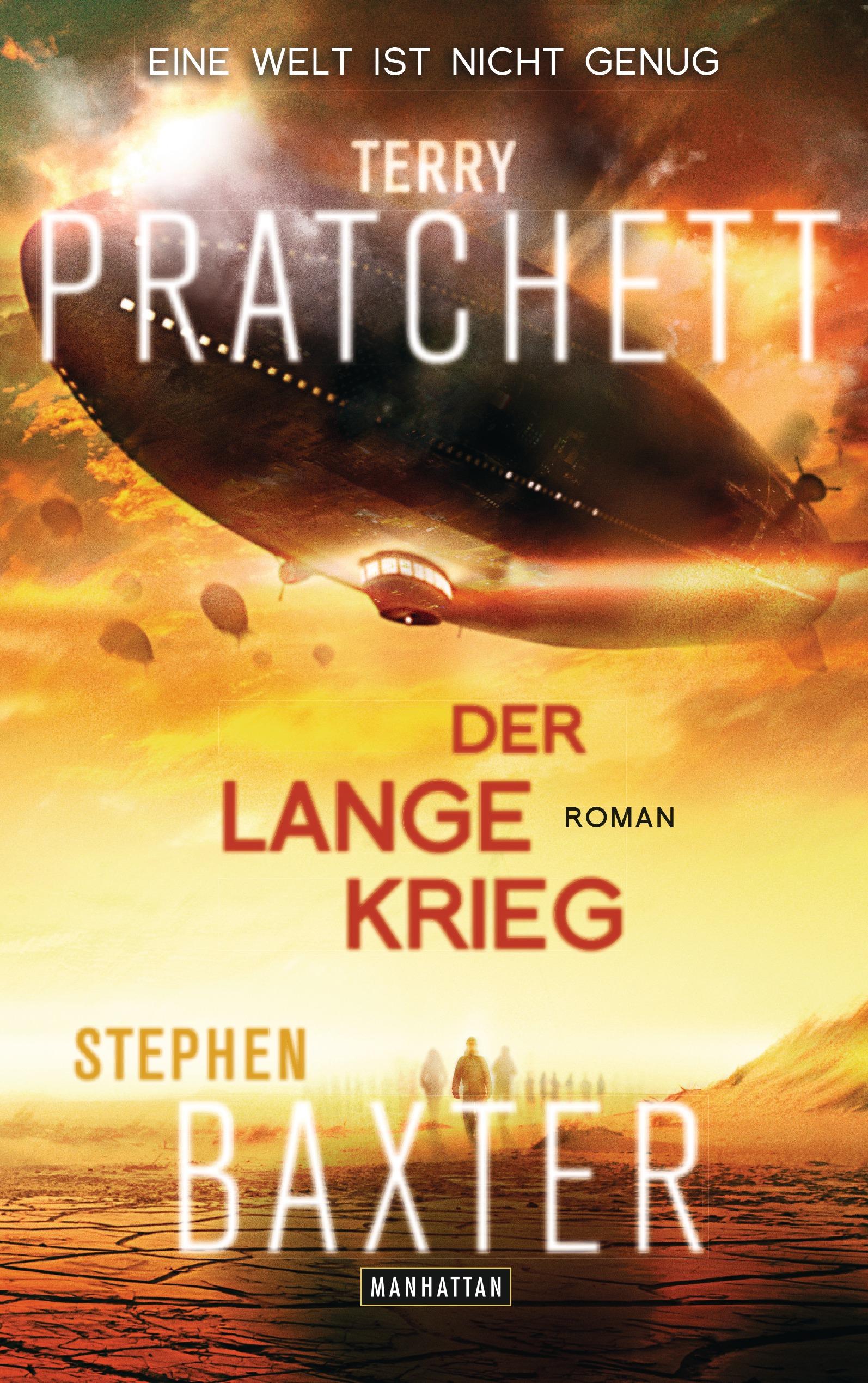 Der Lange Krieg - Terry Pratchett