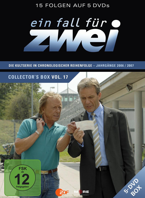 Ein Fall für Zwei - Collector´s Box 17 [5 DVDs]