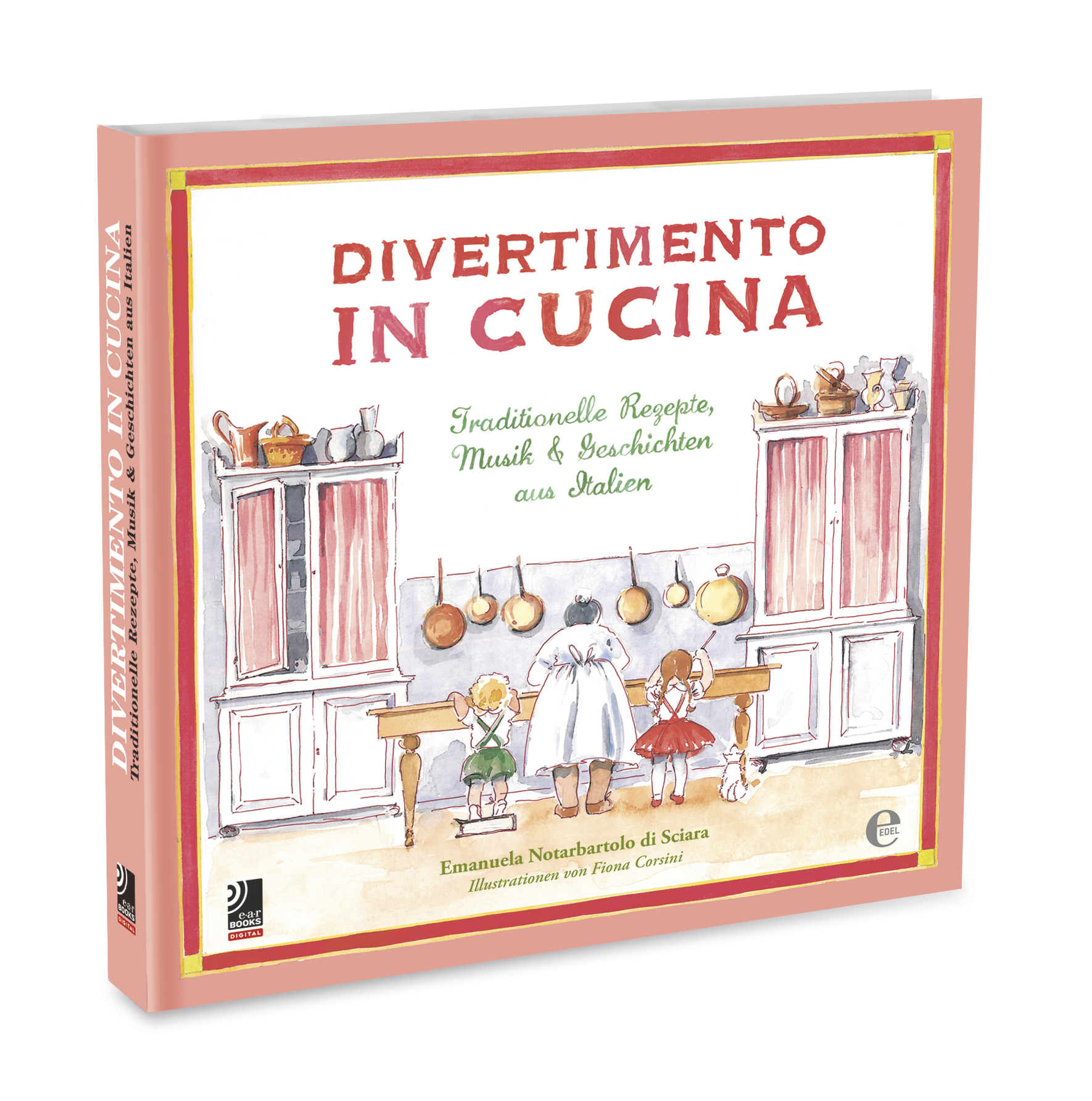 Divertimento In Cucina (inkl. MP3 Download Code...