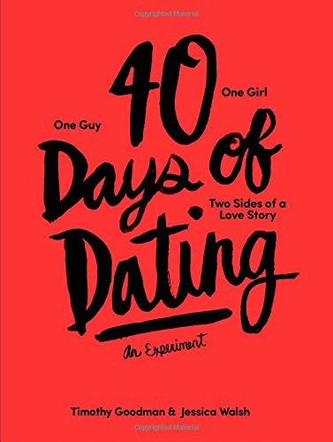 40 Days of Dating: The Book - Walsh, Jessica